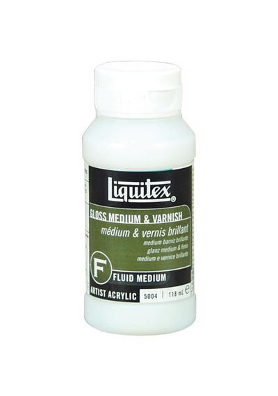 Liquitex Gloss Acrylic Fluid Medium & Varnish