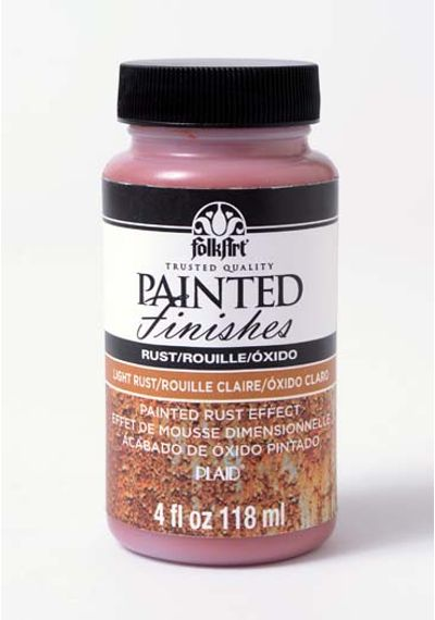 Light Rust 4oz -Folkart Painted Finishes