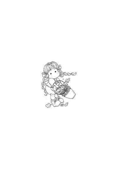 Tilda With Corn