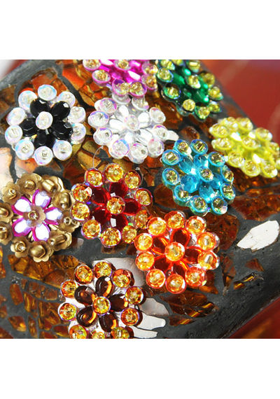 Monarch Collection - Bling - Assorted Flower Center Embellishments