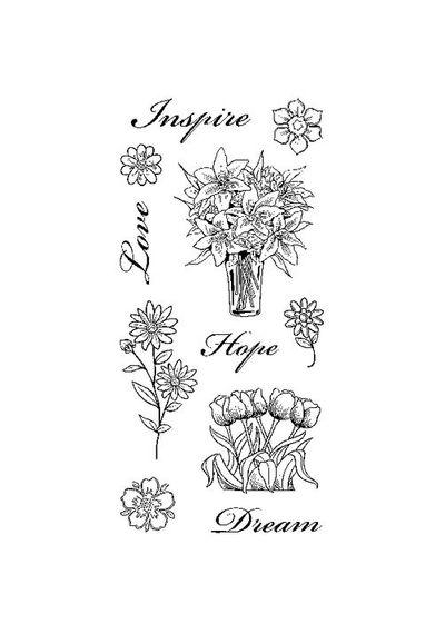 Floral Inspiration - Stamp