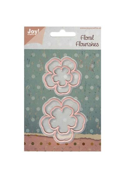 Floral Flourishes - Flower 1