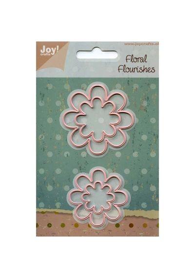 Floral Flourishes - Flower 4