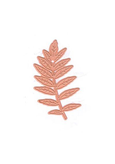 Fern - Like Leaf Die