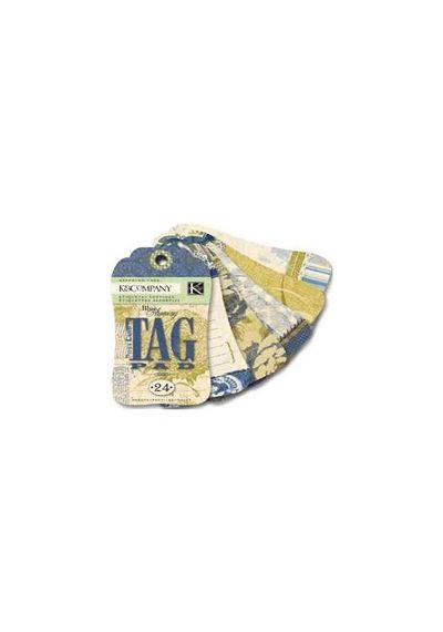 Blue Awning Tag Pad