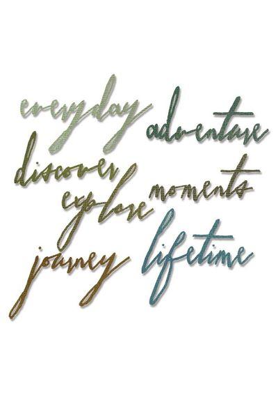 Handwritten Journey