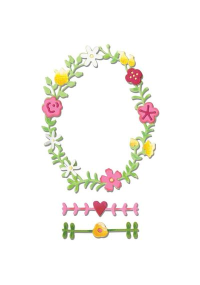Floral Wreath #2