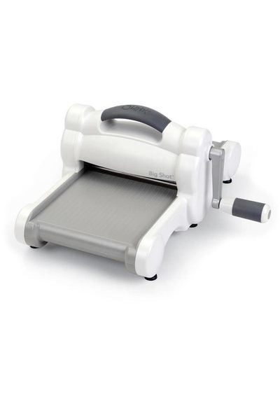 Big Shot Machine - Gray & White