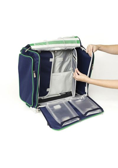 360 Crafter's Rolling Bag - Navy