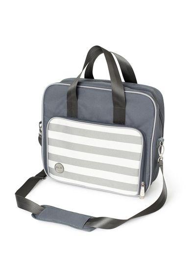 Crafter's Shoulder Bag - Gray