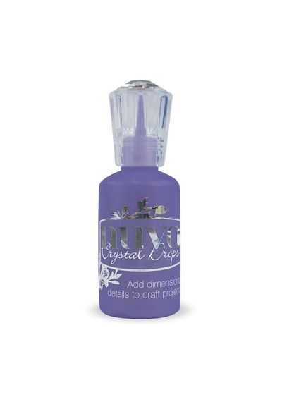 CRYSTAL DROPS GLOSS – CRUSHED GRAPE