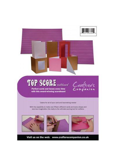 Crafters Companion Top Score Multiboard Scoreboard
