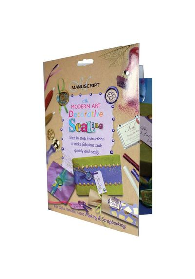 Decorative Sealing Booklet