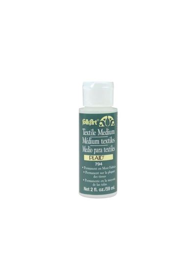 FolkArt Textile Medium 2oz