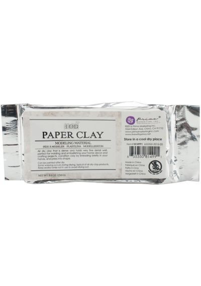 Iron Orchid Designs Paper Clay
