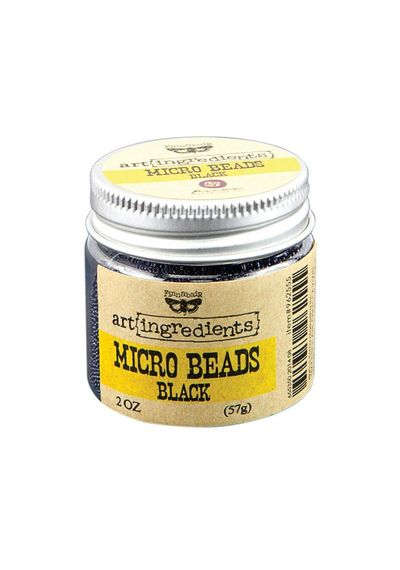 Black - Micro Beads 2oz