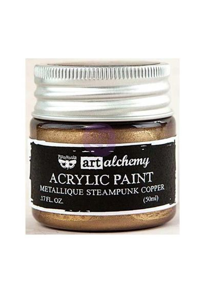 Metallique Steampunk Copper - Alchemy Acrylic Paint