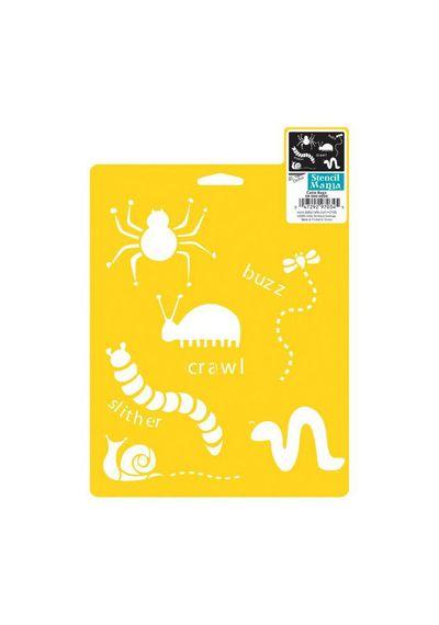 Cutie Bug - Stencils