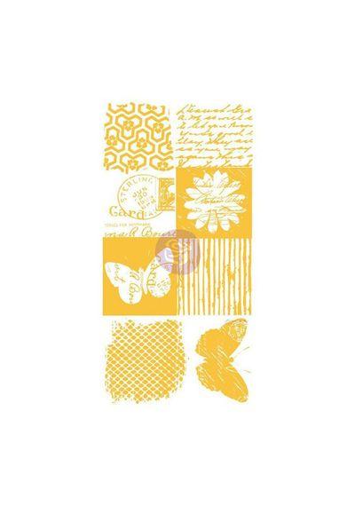 Postmark & Butterflies
