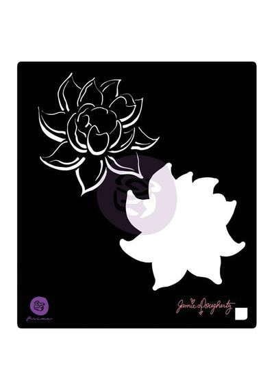 Lotus - Stencils