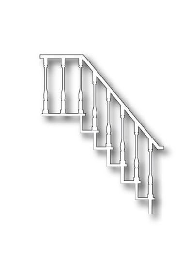 Classic Staircase Craft Dies