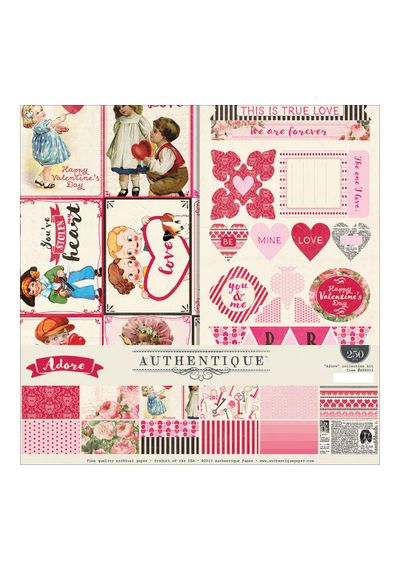 "Adore Collection Kit 12""X12"""