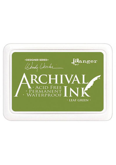 Leaf Green -  Archival Inks