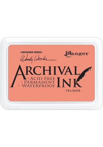 Tea Rose -  Archival Inks