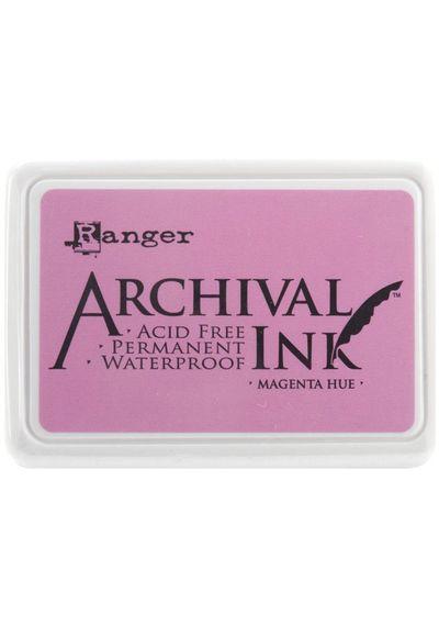 Magenta Hue - Archival Inks