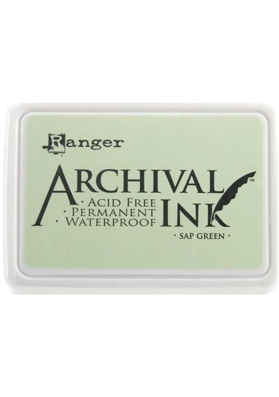 Sap Green -  Archival Inks
