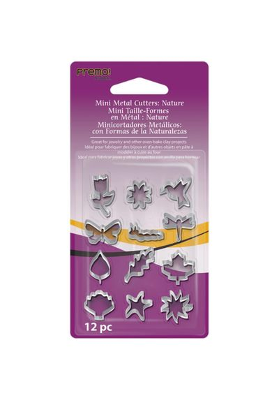 Nature -  Mini Metal Cutters