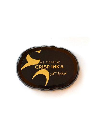 Jet Black Crisp Dye Ink