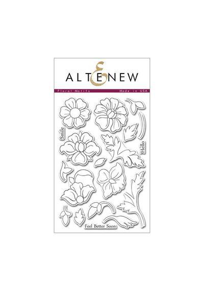 Floral Motifs - Stamp