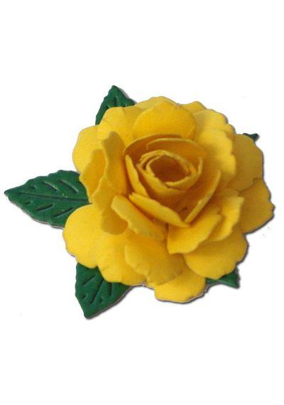 Tea Rose Medium - Die