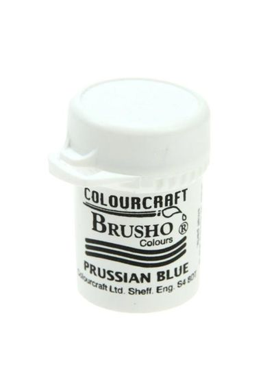 Brusho Crystal Colour 15g - Prussian Blue