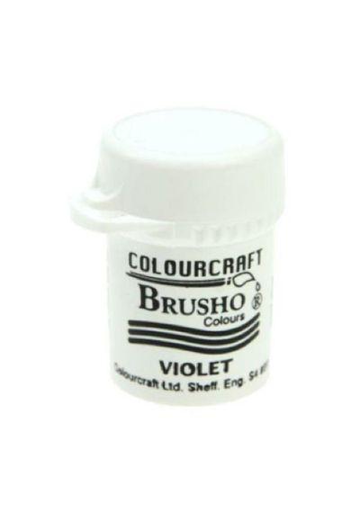 Brusho Crystal Colour 15g - Violet