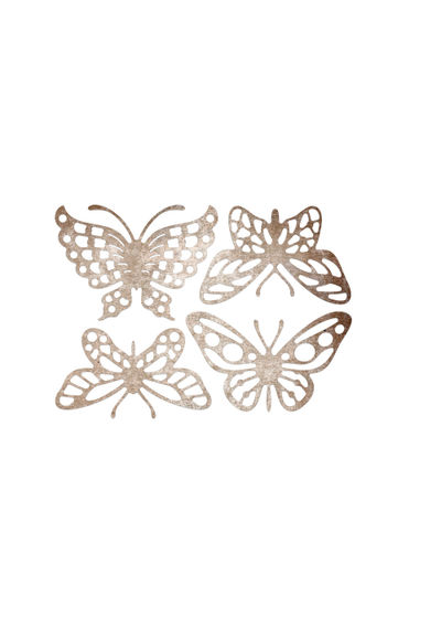 Butterfly #18 4 Piece Die Set