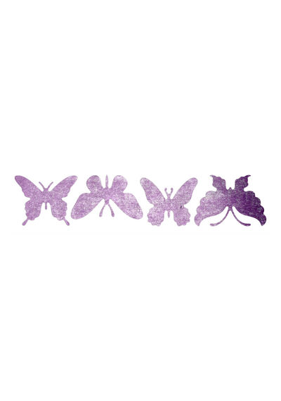 Butterfly #19 - 4 Piece Die Set
