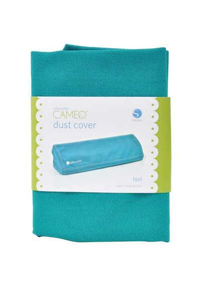 Cameo Canvas Dust Cover - Teal