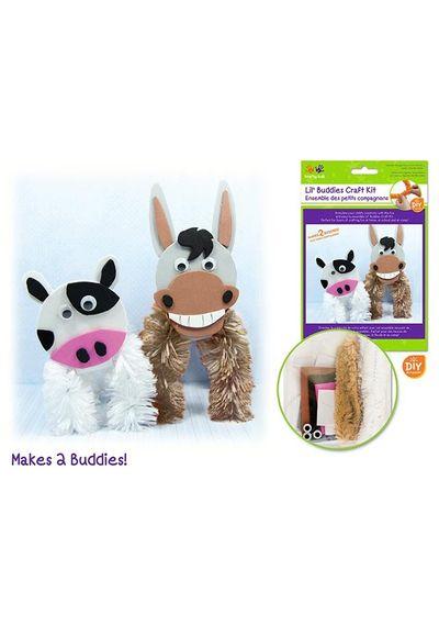 Lil' Buddies - Donkey/Cow