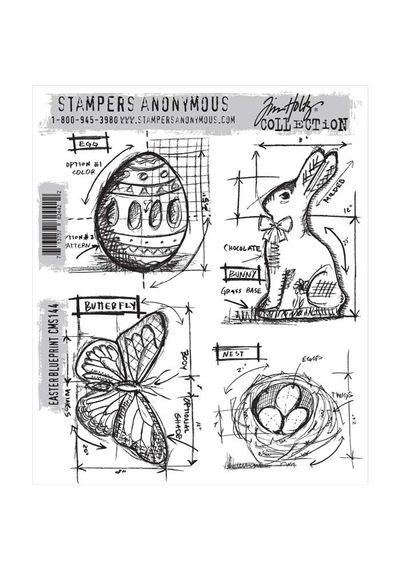 Easter Blueprint