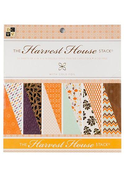 Harvest House - Premium Paper
