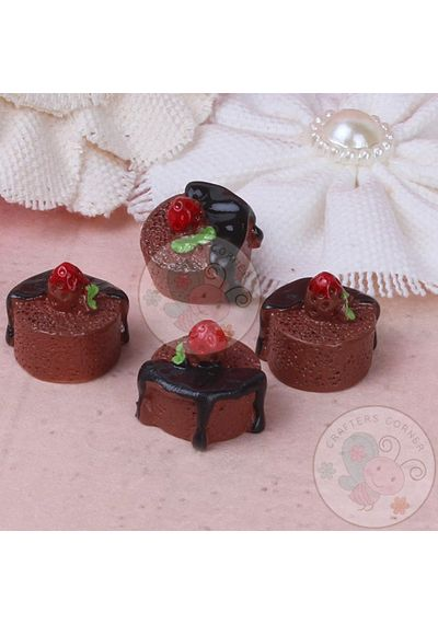 Chocolate Pastry with Strawberry