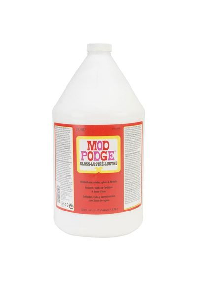 Mod Podge Gloss Finish - 1 Gallon