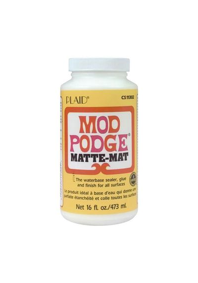 Mod Podge Matte Finish - 16oz