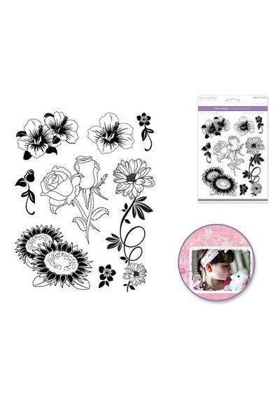 Stamp - Floral Fantasy