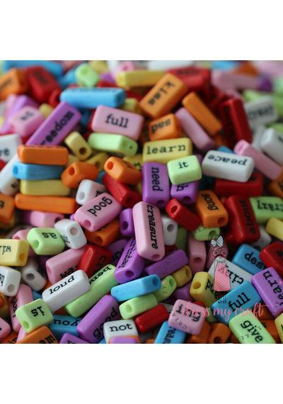 Coloured Sentiment Tiles