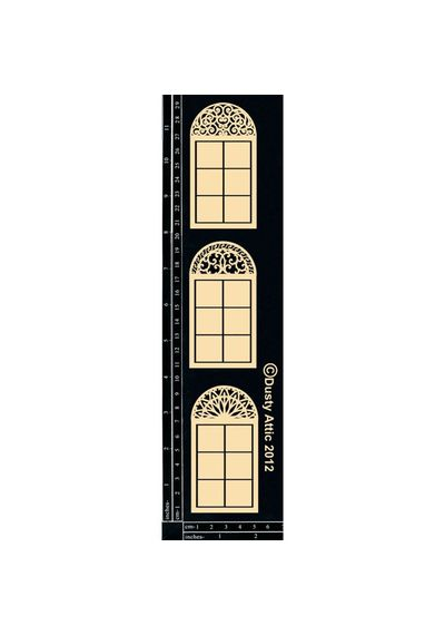 Mini Arch Windows