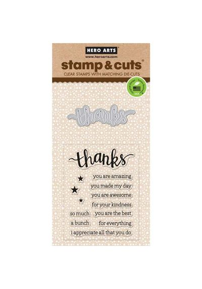 Thanks - Stamp