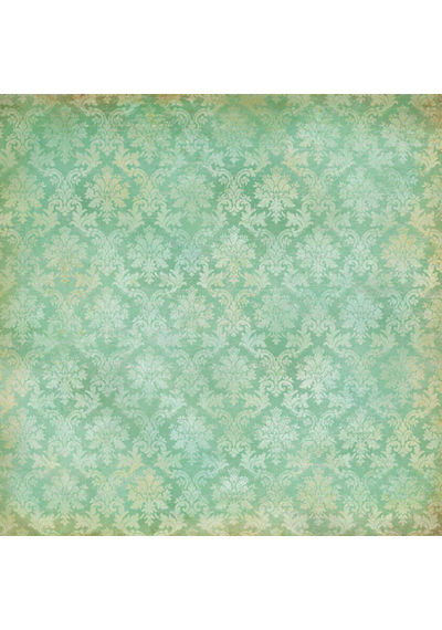 Turquoise texture-Singel Napkin in Rice Paper